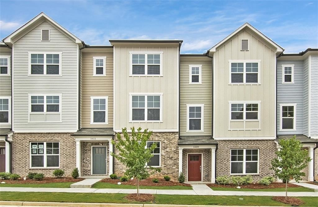 1636 Venture Point Way #46 UNIT 46, Decatur, GA 30032 - MLS#: 6791107