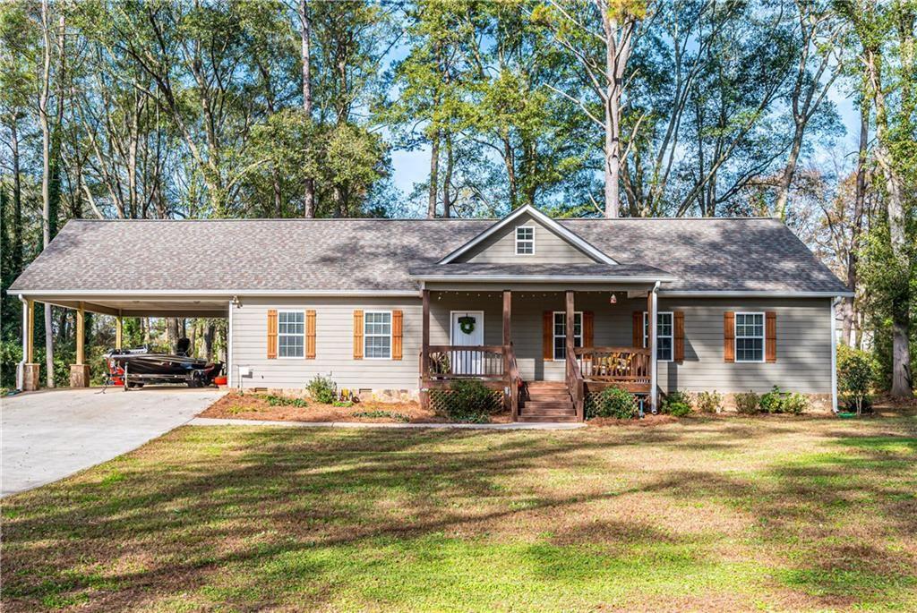 81 Red Bird Drive, Jefferson, GA 30549 - #: 6810116