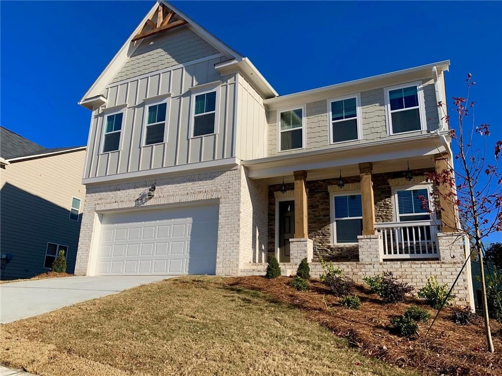 143 Crest Brooke Drive, Holly Springs, GA 30115 - #: 6650117