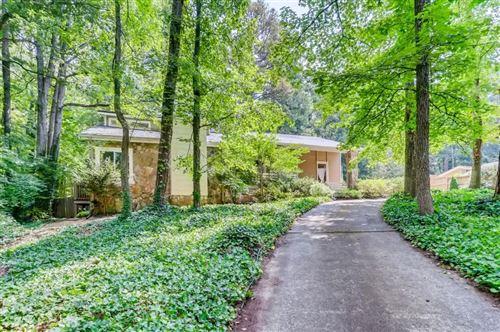 Photo of 4320 Wood Creek Drive, Marietta, GA 30062 (MLS # 6766122)