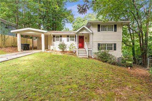 Photo of 2516 WOODACRES Road NE, Atlanta, GA 30345 (MLS # 6936122)