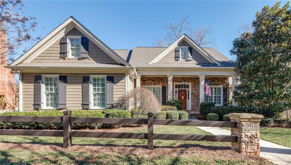 Photo of 6638 Grand Marina Circle, Gainesville, GA 30506 (MLS # 6673127)