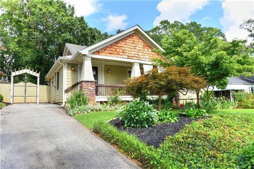 Photo of 307 Ridgeland Avenue, Decatur, GA 30030 (MLS # 6882135)