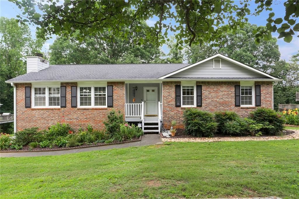 4412 Old Mabry Place NE, Roswell, GA 30075 - #: 6745143