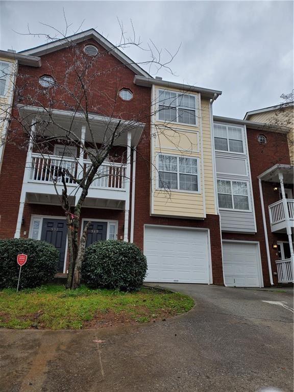 589 Cooper Street SW #10 UNIT 10, Atlanta, GA 30312 - MLS#: 6679149