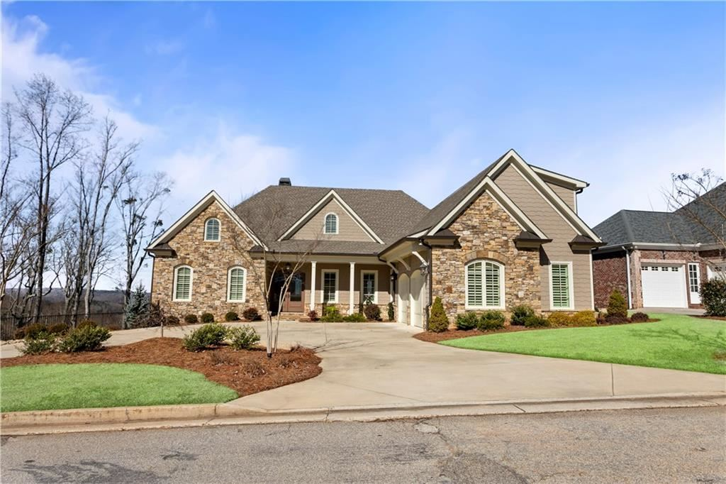 Photo of 3653 Lake Ridge Drive, Gainesville, GA 30506 (MLS # 6696149)