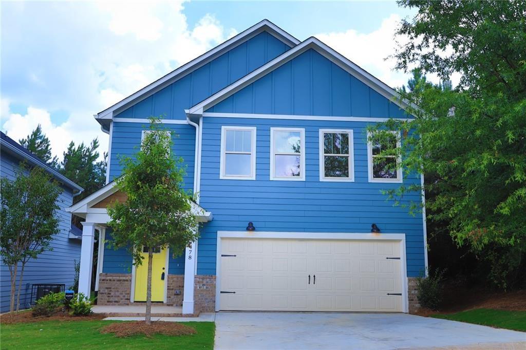 478 Burgundy Terrace SE, Atlanta, GA 30354 - MLS#: 6743150