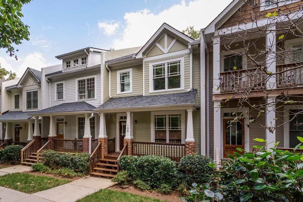 Photo of 106 Oakhurst Terrace #106, Decatur, GA 30030 (MLS # 6800152)