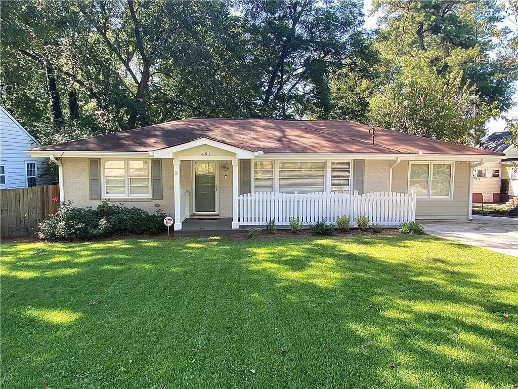 Photo of 491 Quillian Avenue, Atlanta, GA 30317 (MLS # 6778154)
