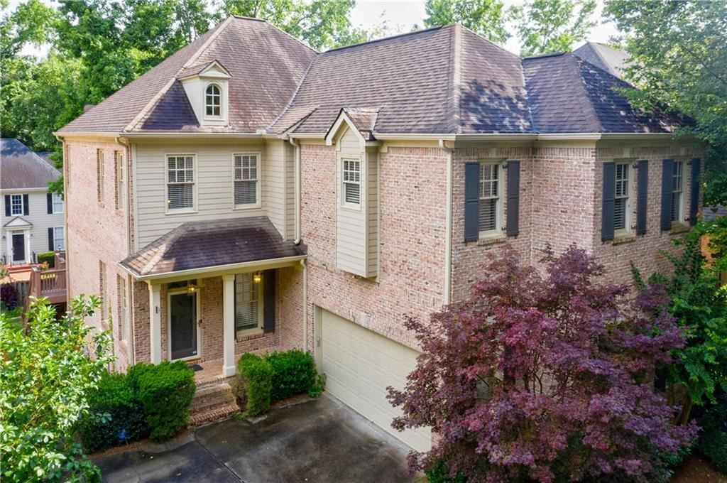 Photo of 1245 Brooke Greene NE, Brookhaven, GA 30319 (MLS # 6742157)