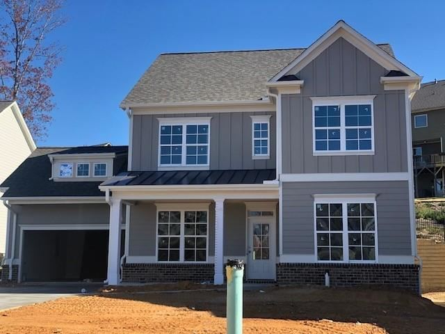 Photo of 7074 Tree House Way, Flowery Branch, GA 30542 (MLS # 6786163)