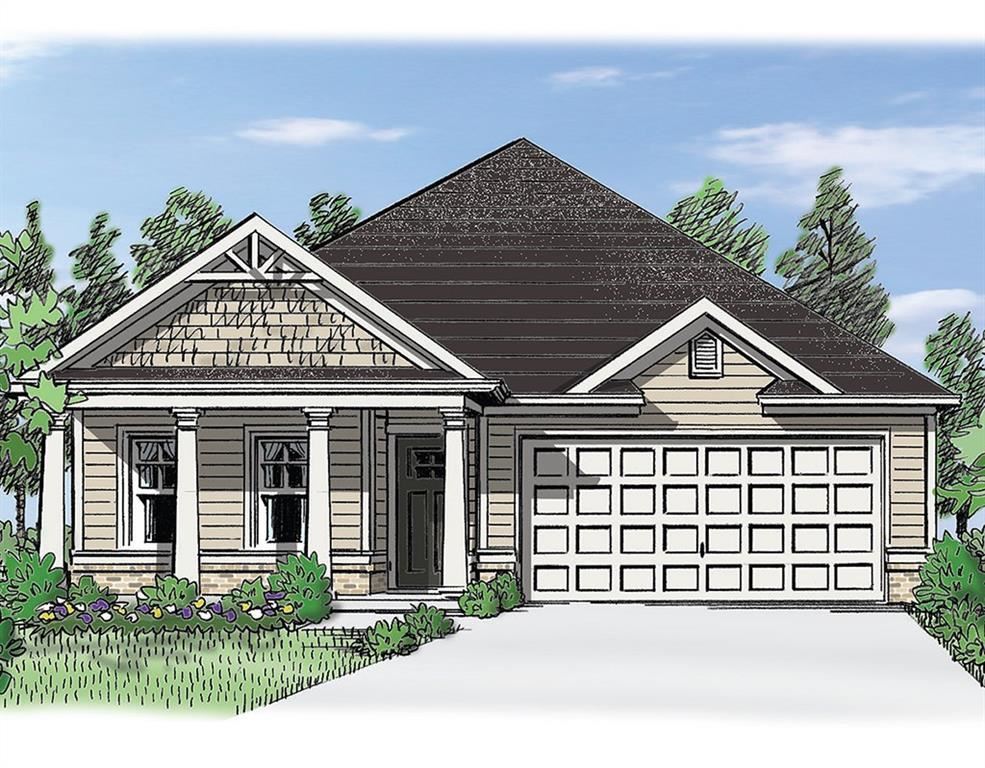203 Sandy Creek Cove, Acworth, GA 30102 - MLS#: 6732164