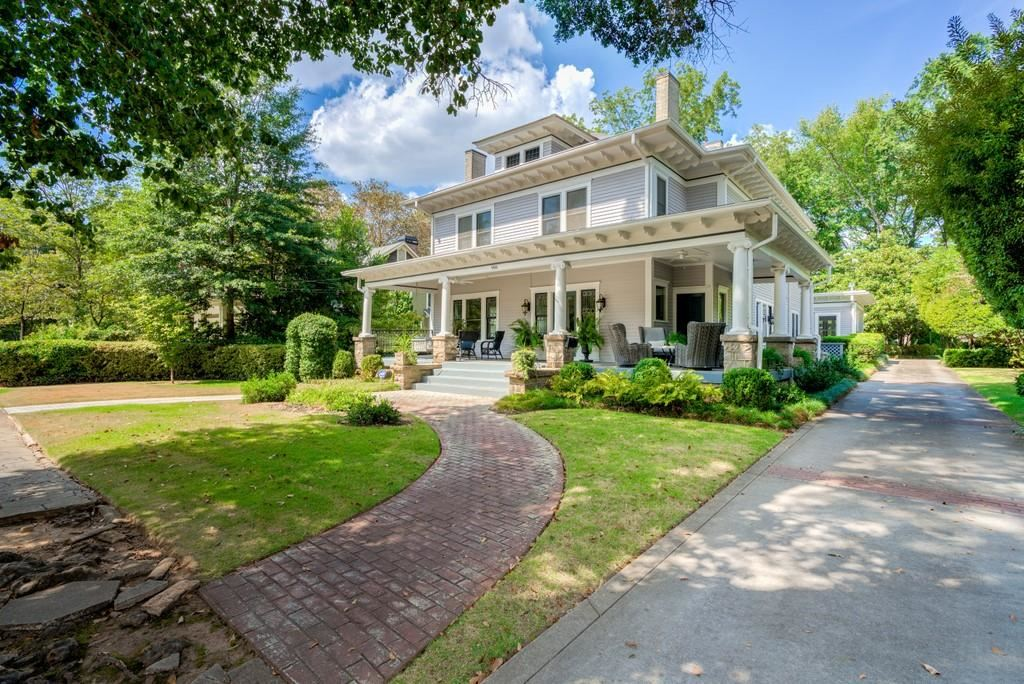 Photo of 956 Waverly Way NE, Atlanta, GA 30307 (MLS # 6779164)