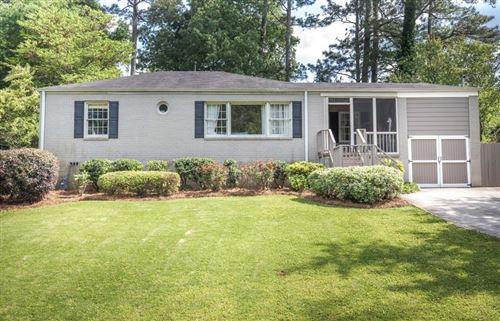 Photo of 2333 Wineleas Road, Decatur, GA 30033 (MLS # 6876174)