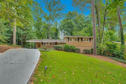 Photo of 2331 Tanglewood Circle, Atlanta, GA 30345 (MLS # 6775177)