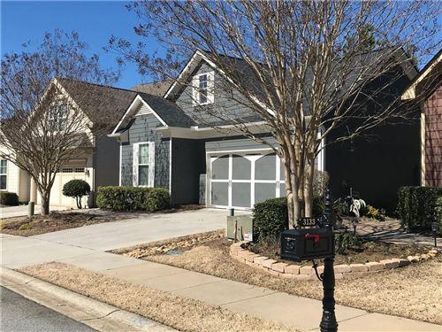 Photo of 3129 Willow Creek Drive SW, Gainesville, GA 30504 (MLS # 6844178)