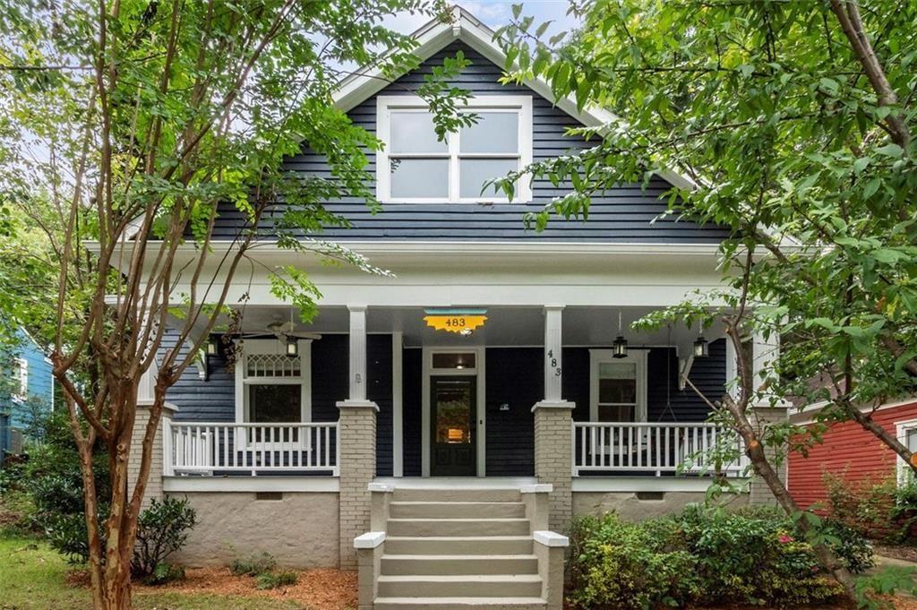 Photo of 483 WALDO Street SE, Atlanta, GA 30312 (MLS # 6943178)