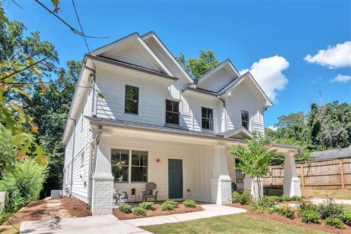Photo of 1366 Finley Street NE #A, Atlanta, GA 30307 (MLS # 6757179)