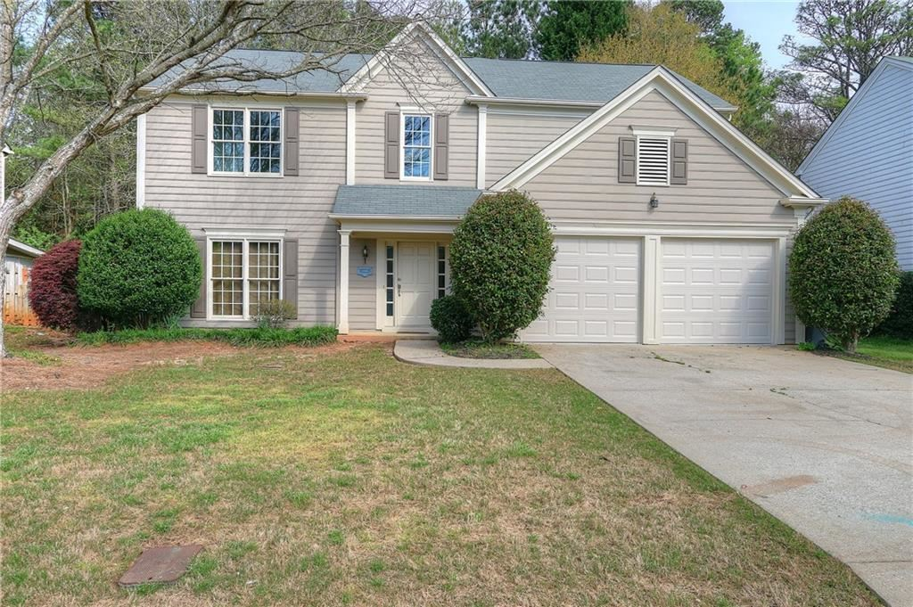 Photo for 2095 Eagle Nest Bluff, Lawrenceville, GA 30044 (MLS # 6704180)