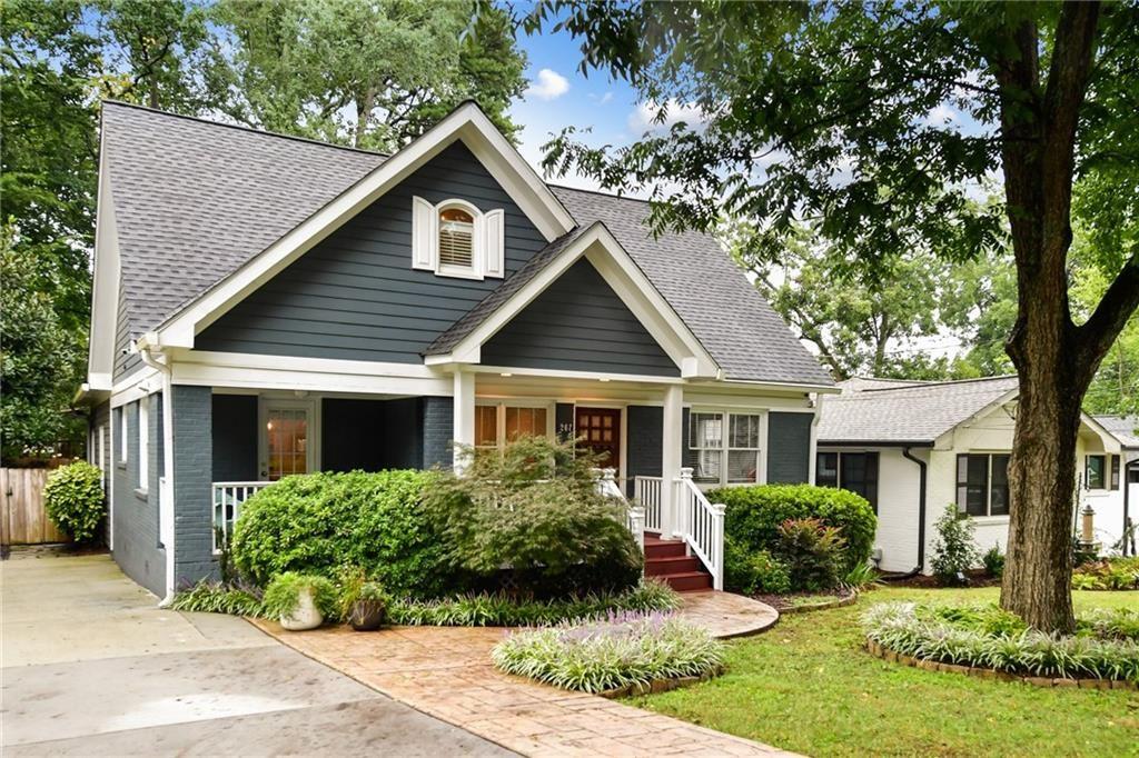 Photo of 267 Mellrich Avenue NE, Atlanta, GA 30317 (MLS # 6944181)