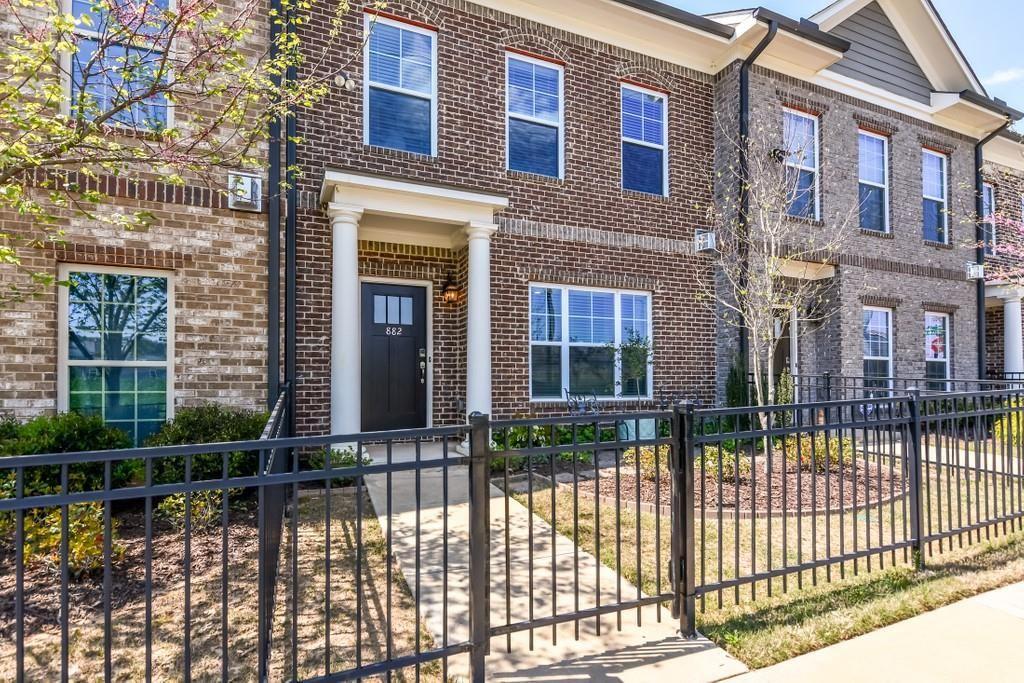 882 Westmoreland Circle NW, Atlanta, GA 30318 - MLS#: 6866183