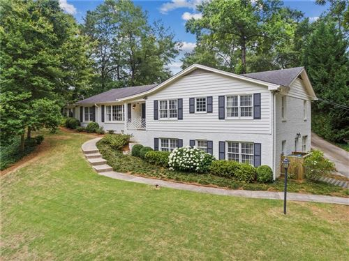 Photo of 3336 Pine Meadow Road NW, Atlanta, GA 30327 (MLS # 6895184)