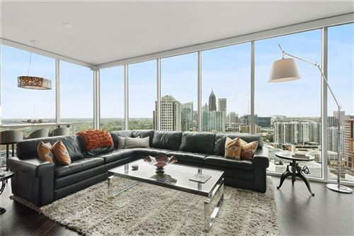 Photo of 1080 Peachtree Street NE #2610, Atlanta, GA 30309 (MLS # 6702185)