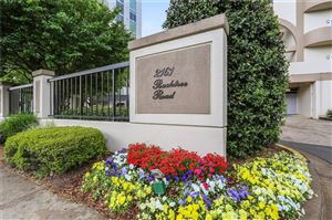 Photo of 2161 Peachtree Road NE #606, Atlanta, GA 30309 (MLS # 6538186)