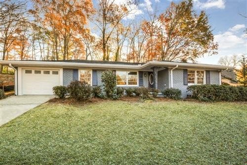 Photo of 1247 Vista Valley Drive NE, Atlanta, GA 30329 (MLS # 6656188)