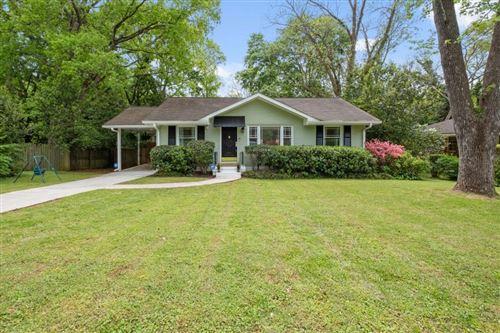 Photo of 2867 Monticello Place, Decatur, GA 30030 (MLS # 6871189)