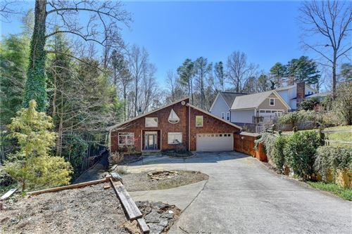 Photo of 9225 Ponderosa Trail, Gainesville, GA 30506 (MLS # 6686195)