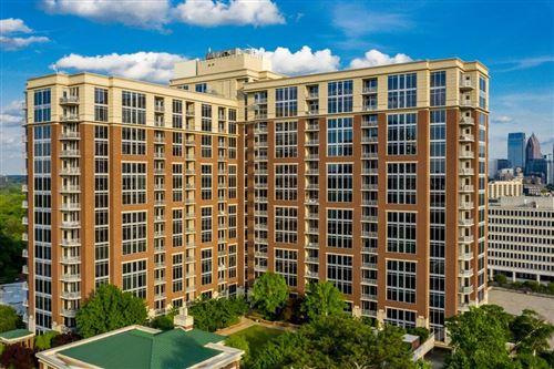 Photo of 1820 Peachtree Street NW #1108, Atlanta, GA 30309 (MLS # 6764199)