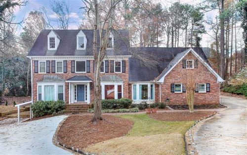 Photo of 535 Spindlewick, Atlanta, GA 30350 (MLS # 6749200)