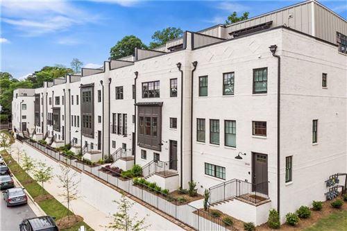 Tiny photo for 1811 Huntington Hills Lane NW #11, Atlanta, GA 30309 (MLS # 6766200)