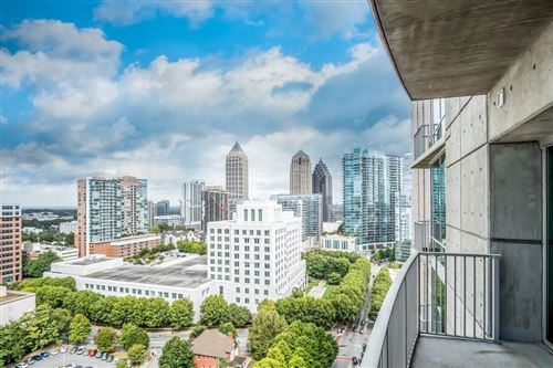 Photo of 943 PEACHTREE Street NE #1810, Atlanta, GA 30309 (MLS # 6669201)