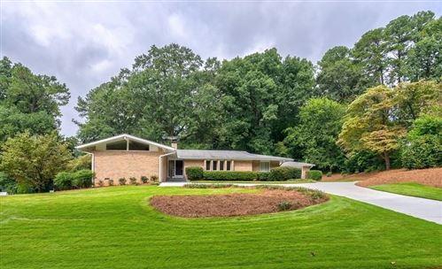 Photo of 1000 Castle Falls Drive NE, Atlanta, GA 30329 (MLS # 6942205)