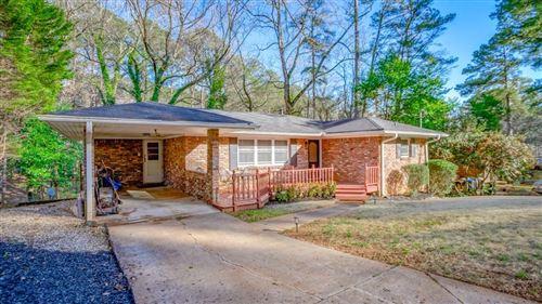 Photo of 2393 Woodacres Road NE, Atlanta, GA 30345 (MLS # 6846207)