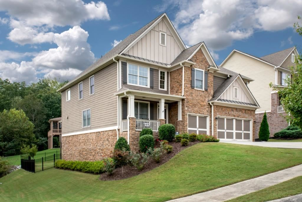 Photo of 7440 Whistling Duck Way, Flowery Branch, GA 30542 (MLS # 6784207)