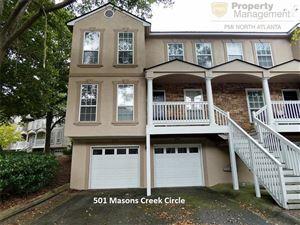 Photo of 501 Masons Creek Circle, Sandy Springs, GA 30350 (MLS # 6086216)