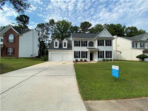 Photo of 185 Mcintosh Place Drive, Fayetteville, GA 30214 (MLS # 6741218)