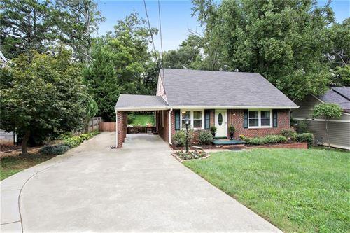 Photo of 2448 Woodridge Drive, Decatur, GA 30033 (MLS # 6769218)