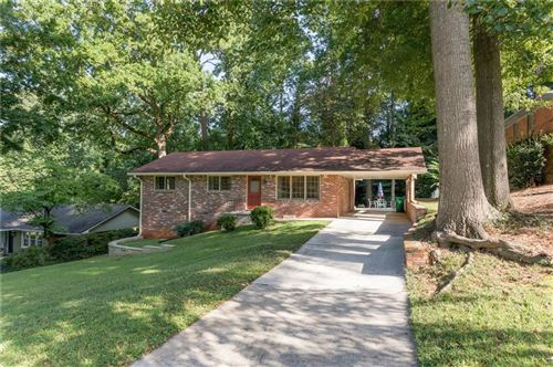 Photo of 2540 Wilson Woods Drive, Decatur, GA 30033 (MLS # 6776220)