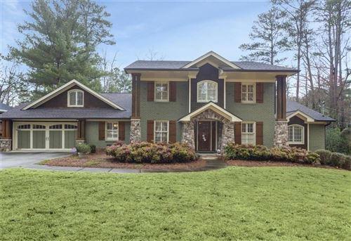 Photo of 2707 HAWTHORNE Drive NE, Atlanta, GA 30345 (MLS # 6846221)