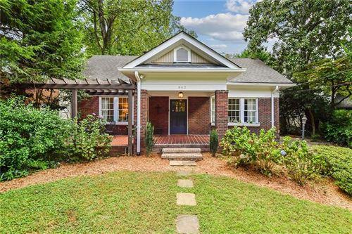 Photo of 862 Rosedale Road, Atlanta, GA 30306 (MLS # 6933222)
