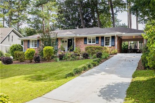 Photo of 2122 Woodmoor Lane, Decatur, GA 30033 (MLS # 6938223)