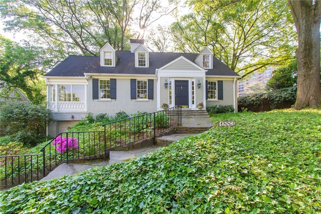 Photo for 1883 Wycliff Road, Atlanta, GA 30309 (MLS # 6601223)