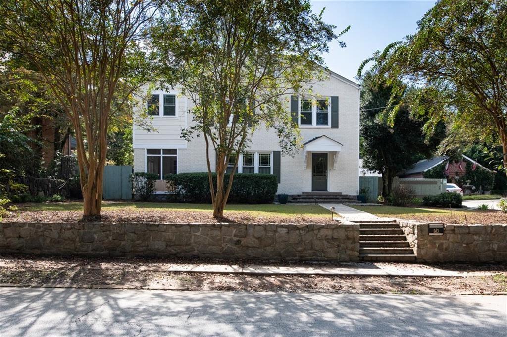 Photo of 603 E Ponce De Leon Avenue, Decatur, GA 30030 (MLS # 6946225)