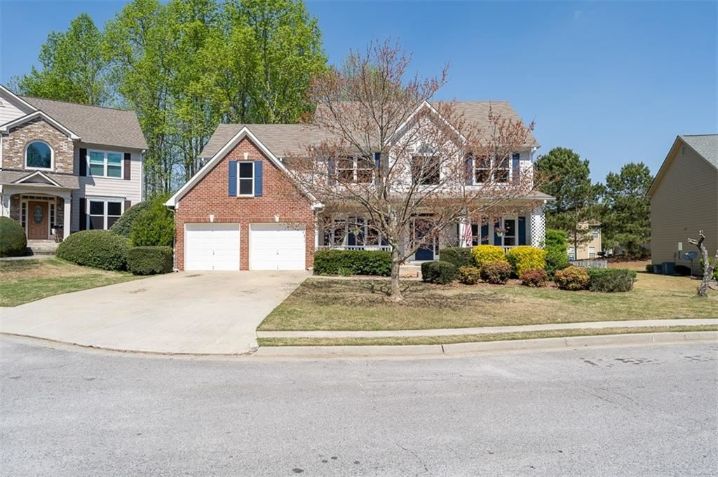 Photo of 2922 Belfaire Crest Court, Dacula, GA 30019 (MLS # 6865229)