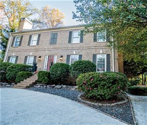 Photo of 8873 Carroll Manor Drive, Sandy Springs, GA 30350 (MLS # 6644236)