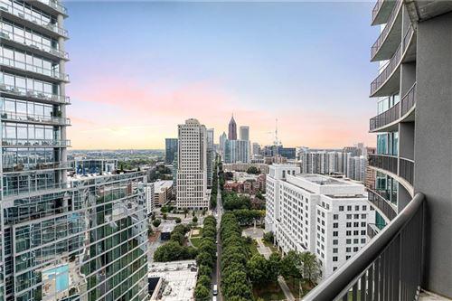 Photo of 1080 Peachtree Street NE #2408, Atlanta, GA 30309 (MLS # 6780236)